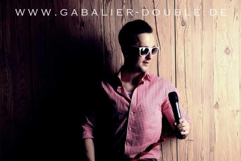 Kevin Andreas Gabalier Double